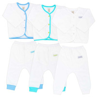 Boogybaby Basic Cotton - Long Top + Trousers