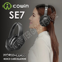 Cowin SE7 Max Active Noise Cancelling Bluetooth Headphones - ORIGINAL