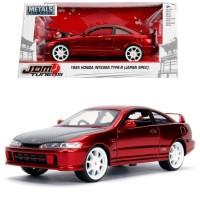 Jada 1/24 1995 Honda Integra Type R (Japan Spec) Red