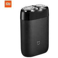 Xiaomi Mijia Electric Alat Cukur 2 Head Chargerable MSX201 Hitam