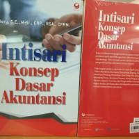 Buku Intisari Konsep Dasar Akuntansi - Hery, S.E., M.Si.