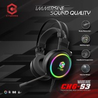 CYBORG CHG-53 HEADSET GAMING SOUND QUALITY