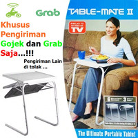 Harga table mate ii meja laptop lipat portable   antitipu.com