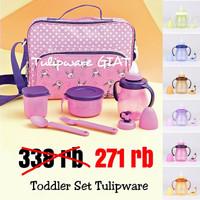 Set Bekal Anak / Toddler Set Tulipware