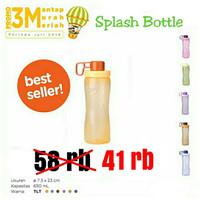 SALE Botol Minum Anti Tumpah / Splash Bottle Tulipware