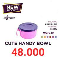 Cute Handy Bowl Twin Tulipware