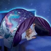 Dream Tents Tenda Bermain Anak Model Cartoon Snowy Kids Tent - WJ3003