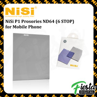 NiSi P1 Prosories ND64 (6 Stop) Filter for Mobile Phone