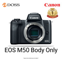 CANON EOS M50 Body Only (Black)