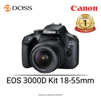 Canon EOS 3000D kit EF-S 18-55mm DC