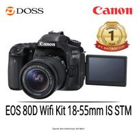 Canon EOS 80D wifi Kit 18-55mm DSLR Camera