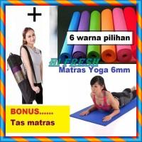 matras yoga - matras olahraga - yoga mat - matras senam - karpet yoga