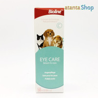 Bioline - 50ml Eye Care for care and cleaning of the eyes