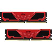 Team ELITE PLUS RED DDR4 2666MHz 2x16GB RAM TPRD432G2666HC19DC02