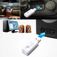 USB Bluetooth Audio Receiver pengganti Flashdisk untuk Speaker Mobil