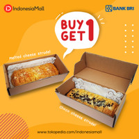 Promo Buy 1 Get 1 Pinnacle Strudele Choco Cheese Free Melted Cheese