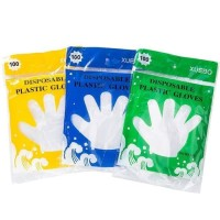 Sarung Tangan Plastik Steril