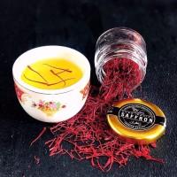 Saffron Iran 1 gr Super Negin (Grade tertinggi) original