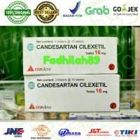 Candesartan. 16 Mg Per Box ORIGINAL