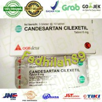 Candesartan. 8 Mg Per Blister ORIGINAL