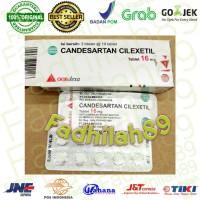 Candesartan. 16 Mg Per Blister ORIGINAL