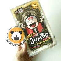 Tokinori Jumbo BBQ 4g   Snack Rumput Laut   Crispy Seaweed