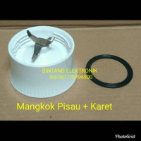 PISAU BLENDER PANASONIC MX-GX 1462 MANGKOK JUS BLENDER PANASONIC MXGX