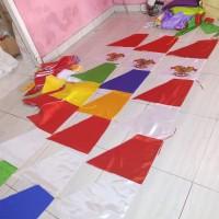 bendera merah putih umbul umbul garuda