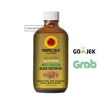 TRIAL Tropic Isle Jamaican Black Castrol Oil JBCO 30ml
