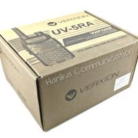 Verxion UV-5RA HT Dualband Garansi 1 Tahun UV5RA Handie Talkie UV5
