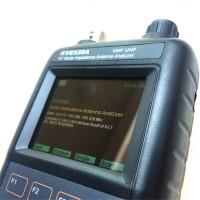 KVE520A Antena Analyzer SWR Antenna Vector Impedance Dengan Konektor