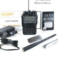 Yaesu VX8DR HT Triple band Ori Garansi service 1Thn VX-8DR VX8 VX-8