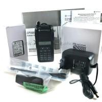 CP1660 UHF 350-390M HT Motorola Ori New Garansi 1 Tahun