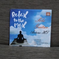 CD Relax to the Max - Antono HT