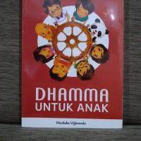 Buku Dhamma untuk Anak - Handaka Vijjananda