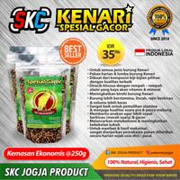 Harga pakan kenari skc spesial gacor i best canary | antitipu.com