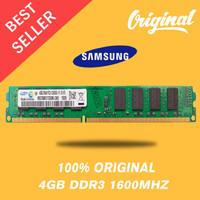 BARU RAM MEMORY SAMSUNG PC DDR3 4GB