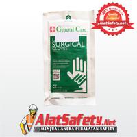 Latex Surgical Gloves / Sarung Tangan Karet Steril