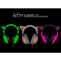 ACC headset razer kitty ear (telinga kucing) ACC only!! earmuff