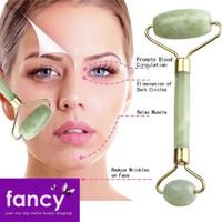 Alat Facial Massage Jade Roller Batu Giok