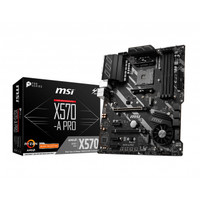 MSI X570-A PRO - AM4 Motherboard