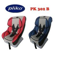 Pliko 302 / Car Seat / Dudukan Jok Kursi Mobil Bayi