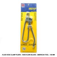 Fluid Hose Clamp Pliers - Tang Jepit Selang - American Tool - 150 mm