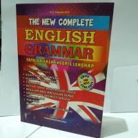 Kamus - The New Complete English Grammar / Tata Bahasa Inggris Lengkap