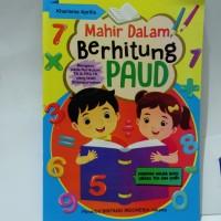 Buku Anak - Mahir Dalam Berhitung PAUD