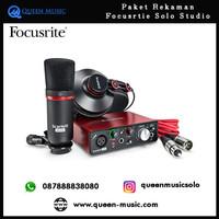 Audio Interface Focusrite Scarlet Solo Studio 2nd Generation