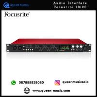 Audio Interface Focusrite Scarlett 18i20 2nd Generation