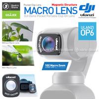 ULANZI OP-6 Premium Macro Lens Vlog Converter for DJI OSMO POCKET