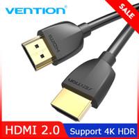 kabel HDMI Vention AAI Portable Slim Design V2.0 HDR Gold Plated