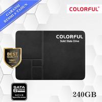 SSD Colorful 240GB SL500 3D Nand Sata III